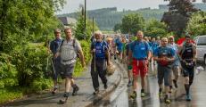 Die 48h Wanderung - Bericht mit Bildern des Events 44