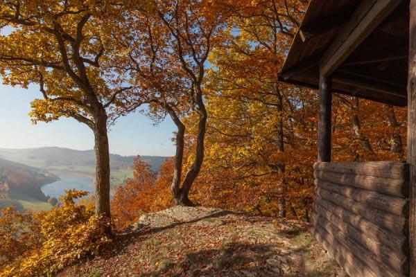 Der Diemelsteig - Uriger Wanderweg am Diemelsee 88