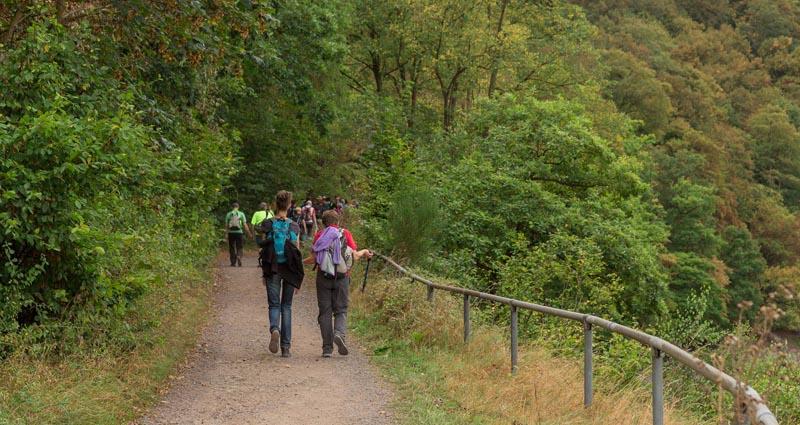 24h und 12h Wanderung in Wernigerode im Harz 41