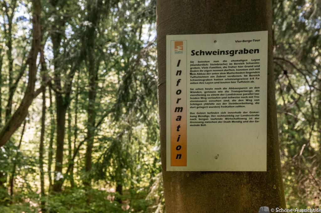 Traumpfad Vier-Berge-Tour - Die Vulkaneifel von oben erleben. 42