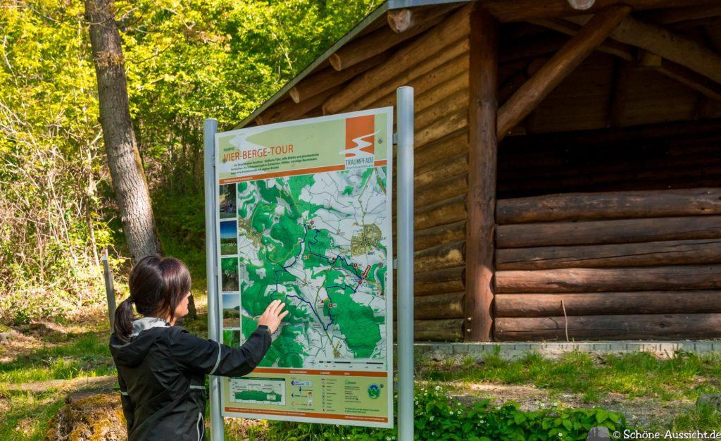 Alpenfreiheit Wanderung in Oberstaufen 74