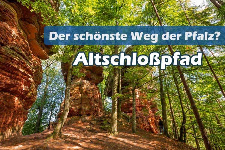 Altschlosspfad / Altschlossfelsen