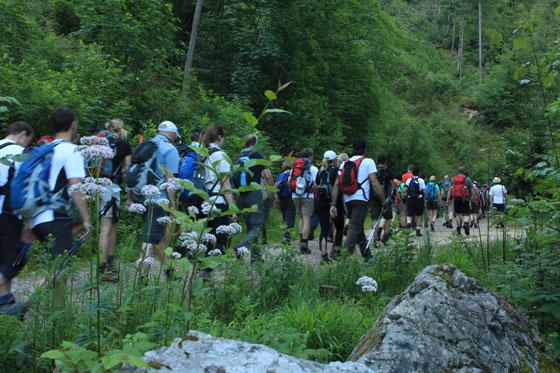 Kitzalp24 - 24h Wanderung im schönen Tirol 1