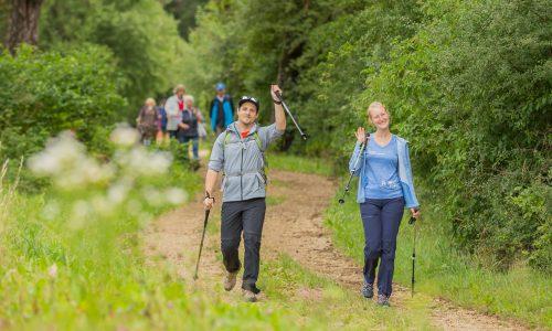 Tag des Wanderns 2020 mit 200 Wanderungen am 14.5. 11