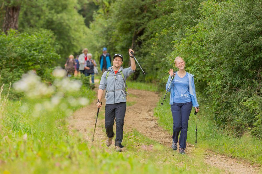Tag des Wanderns 2020 mit 200 Wanderungen am 14.5. 1