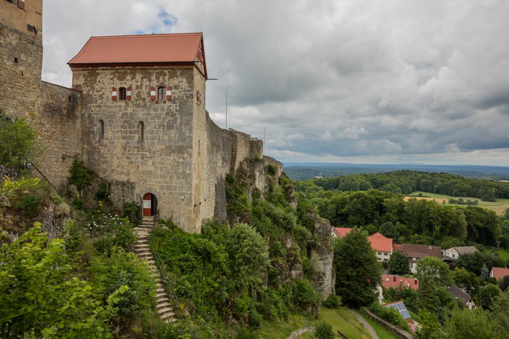Burgen-Marathon - Benefiz-Wandermarathon 1