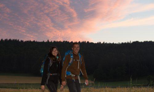 24h Wanderung im Schwarzwald - 1 50