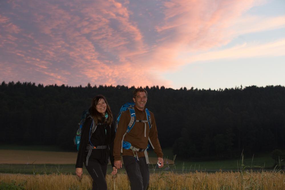 24h Wanderung im Schwarzwald - 1 1
