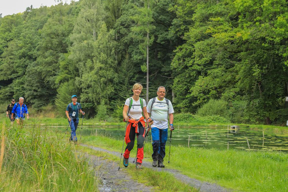 24h Wanderung durch den vorderen Odenwald 1