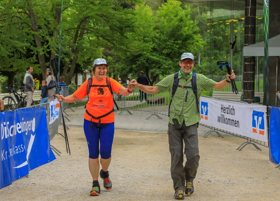 Kusterdinger Hornissenlauf mit Nordic Walking 1