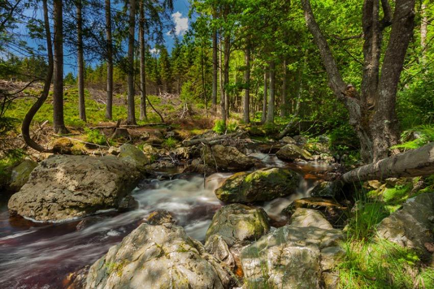 Canyoning in Ruhpolding zum Intersport Gipfeltreffen 17