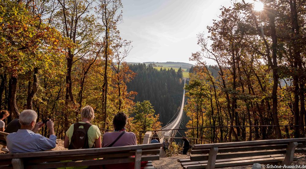 Geierlay - Die Hunsrück-Hängebrücke 14