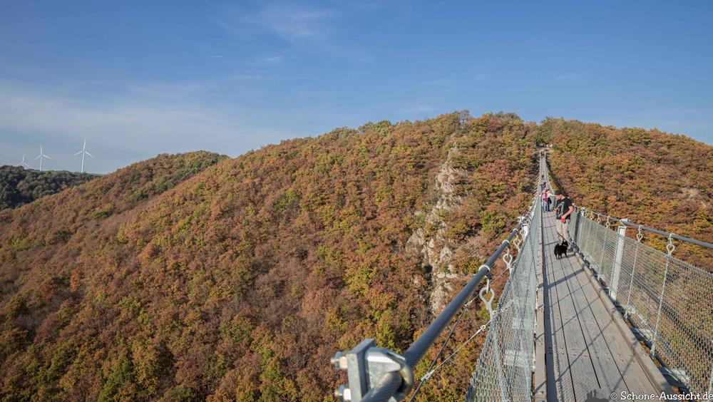 Geierlay - Die Hunsrück-Hängebrücke 10