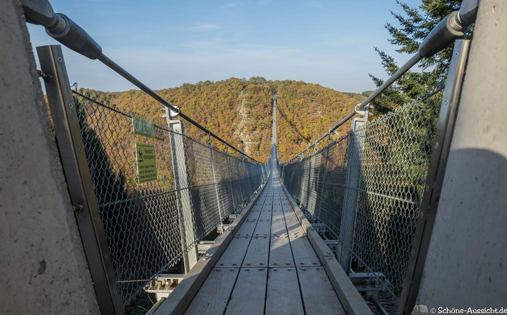 Geierlay - Die Hunsrück-Hängebrücke 9