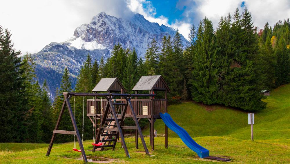 Wanderung Mittenwald zum Kranzberggipfel 11