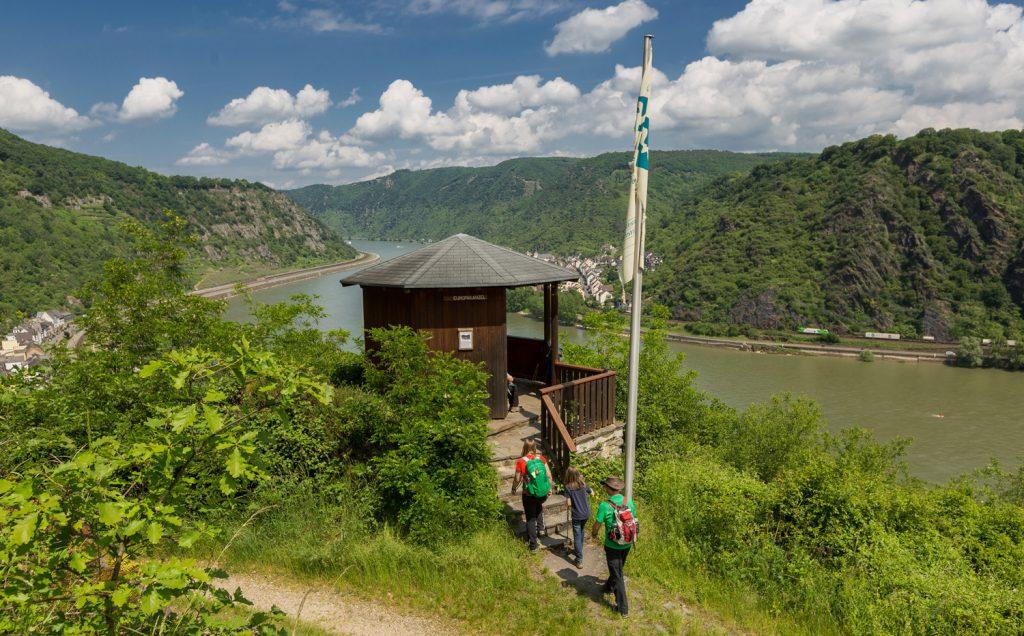 Rheingold Wanderung