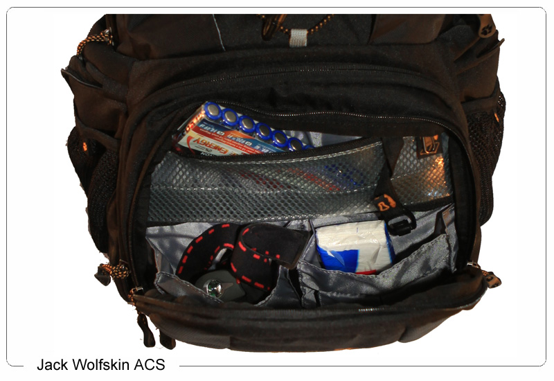 Jack Wolfskin ACS Fotorucksack im Test 4