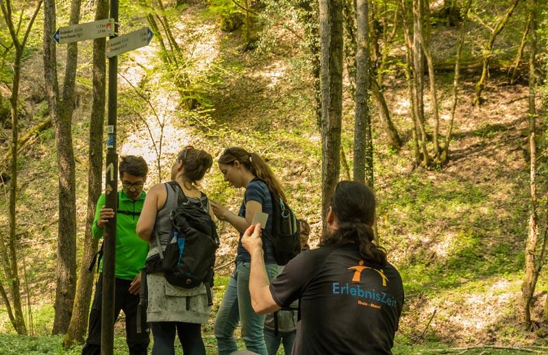 Bergschluchtenpfad Ehrenburg 9