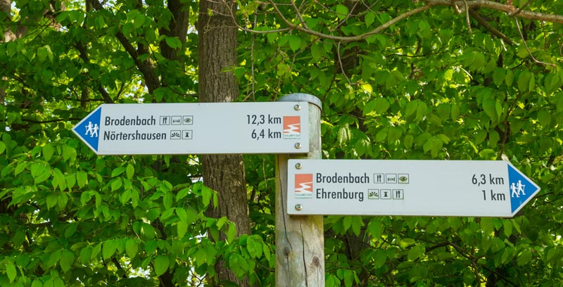 Bergschluchtenpfad Ehrenburg 11