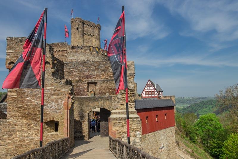 Bergschluchtenpfad Ehrenburg 4