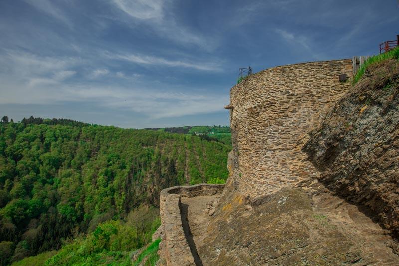 Bergschluchtenpfad Ehrenburg 16