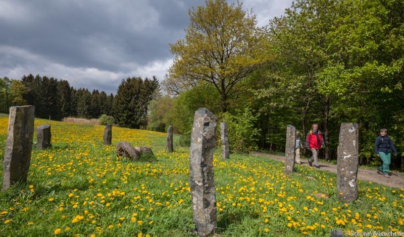 Der Kultour Wanderweg in Drolshagen 32