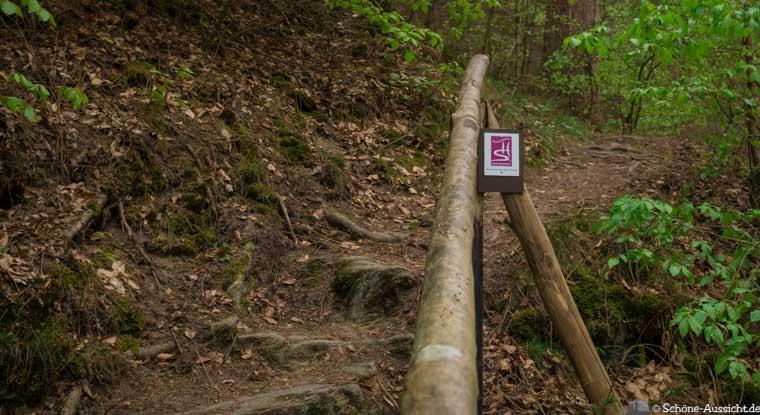 Masdascher Burgherrenweg - Faszinierend schöne Traumschleife. 21