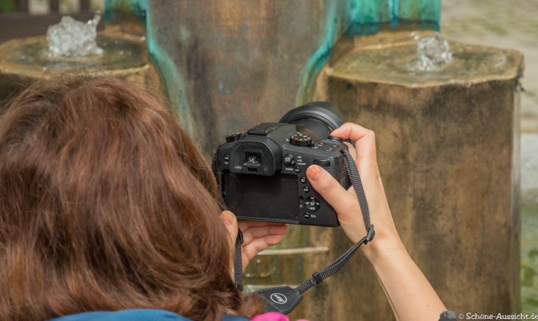 Fotoworkshop zum Gipfeltreffen 1