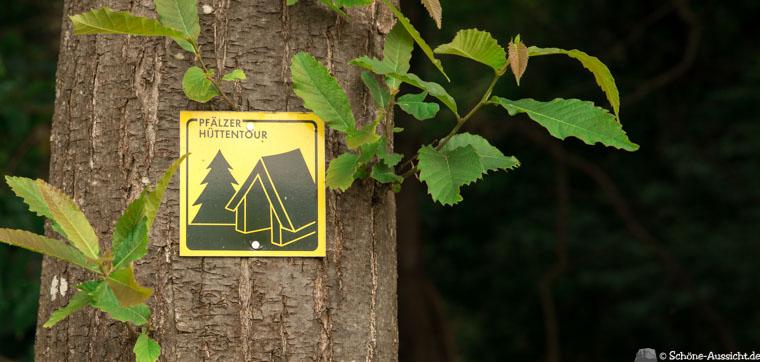 Pfälzer Hüttentour - Die Pflichttour in der Pfalz 7