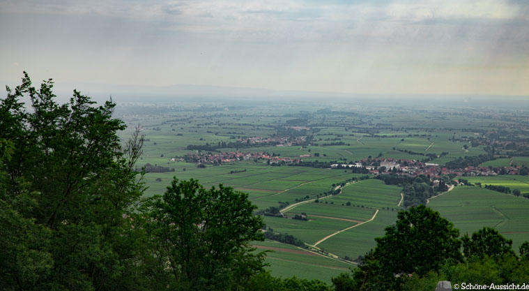 wandern Pfalz Hüttentour