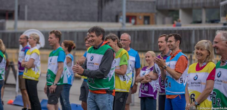 Gäste Biathlon in der Chiemgau Arena 6