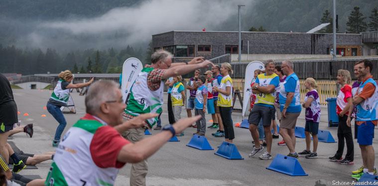 Wanderblog zum Intersport  Gipfeltreffen 2