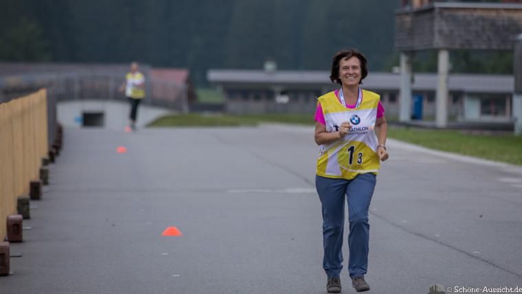 Gäste Biathlon in der Chiemgau Arena 10