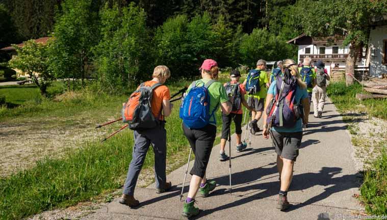 40. DVV Fuldamarsch mit  Nordic Walking 1