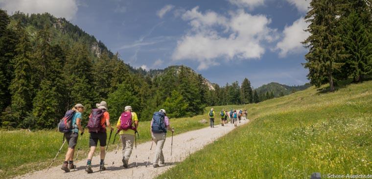 Wanderblog zum Intersport  Gipfeltreffen 1