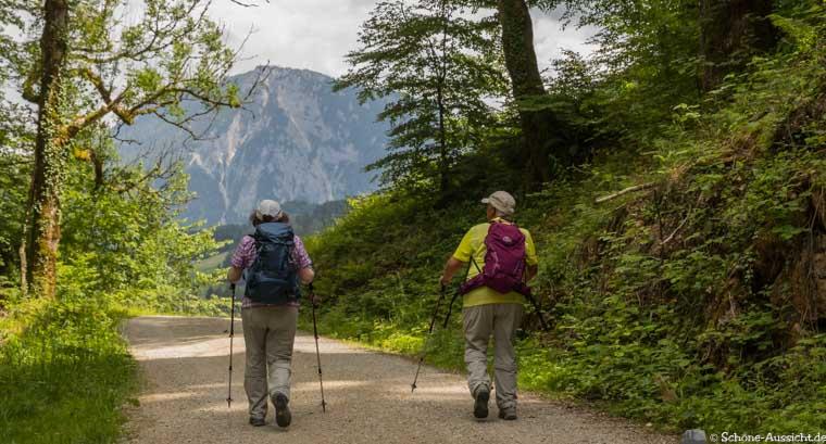Wanderung Mittenwald zum Kranzberggipfel 50