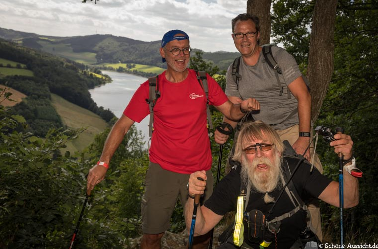 Der Diemelsteig - Uriger Wanderweg am Diemelsee 90