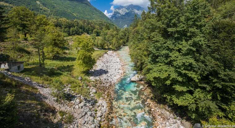 Soca Tal - Die schönsten Wege, Ausflüge und Funsport 14
