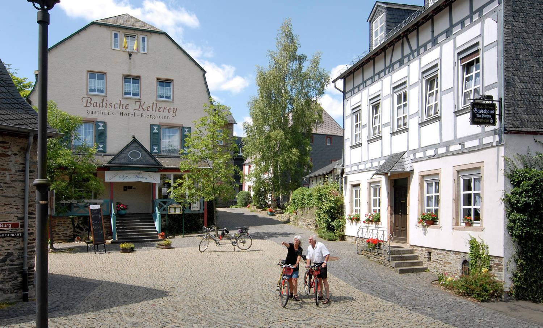 Masdascher Burgherrenweg - Faszinierend schöne Traumschleife. 3