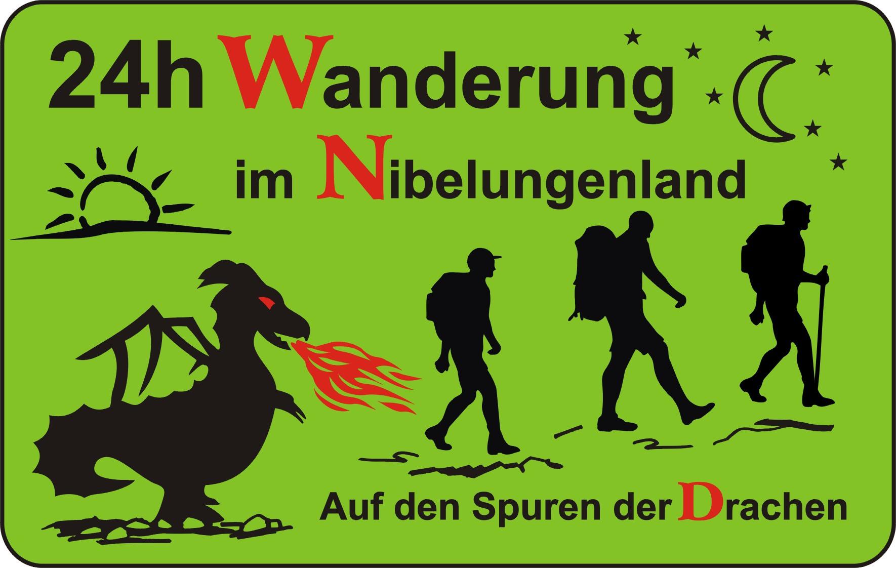 24h im Nibelungenland / Odenwald 1