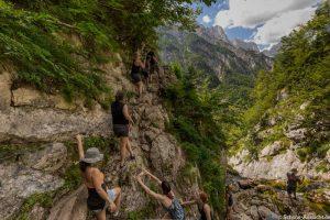 Kozjak Wasserfall 105