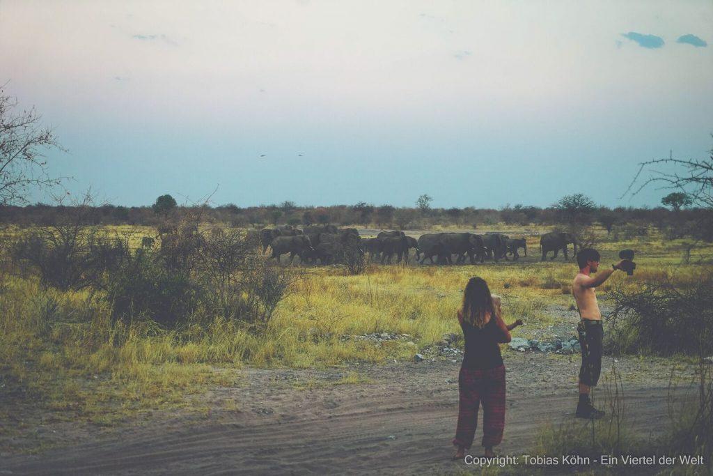 Ein Viertel der Welt - Reiseblog Afrika 4