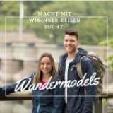 Wandermodel bei Wikinger Reisen