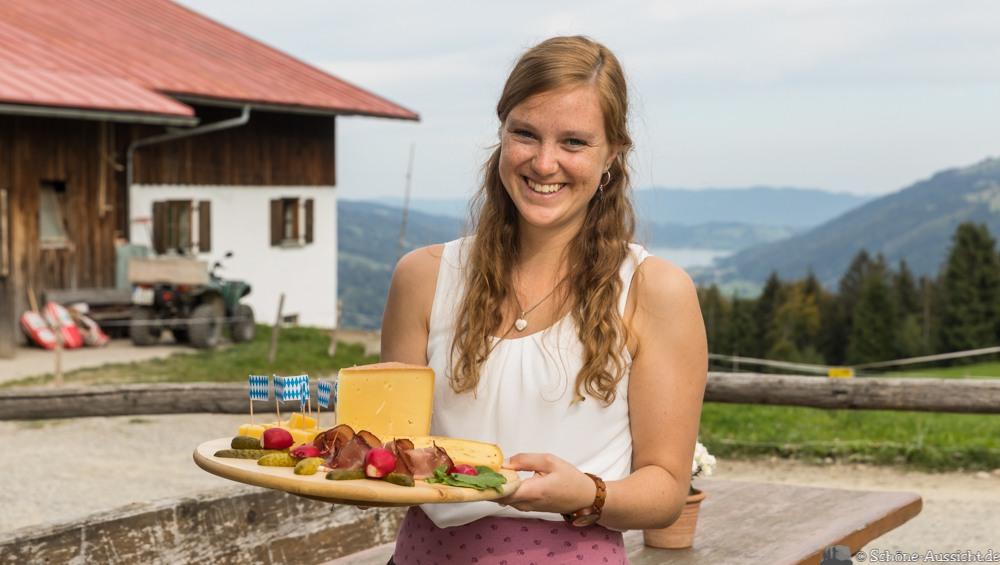Sennalpe Oberhündle in Oberstaufen 9
