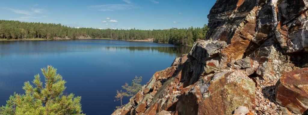 Sörknatten Naturreservat - Auf den Spuren von Ronja Räubertochter 41