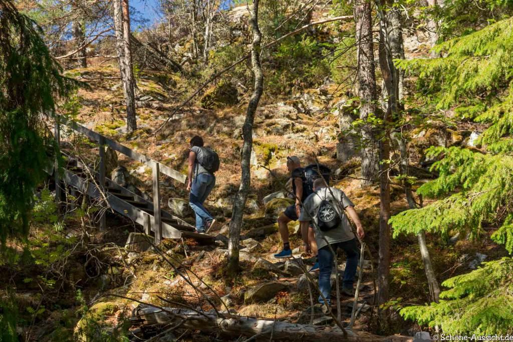 Sörknatten Naturreservat - Auf den Spuren von Ronja Räubertochter 44