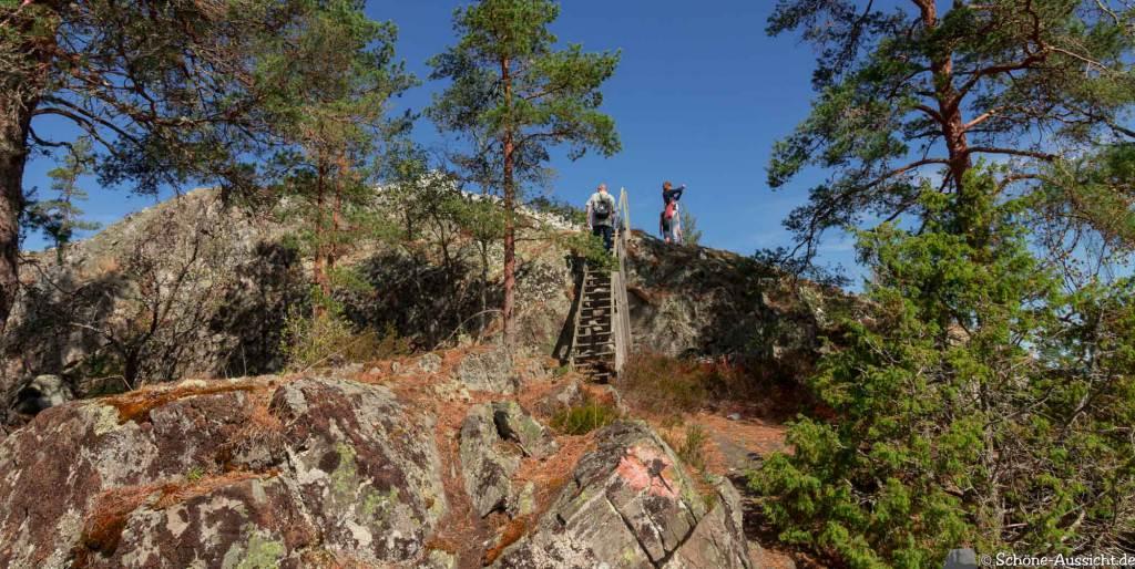 Sörknatten Naturreservat - Auf den Spuren von Ronja Räubertochter 43