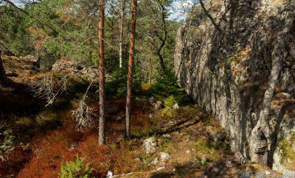 Sörknatten Naturreservat - Auf den Spuren von Ronja Räubertochter 42