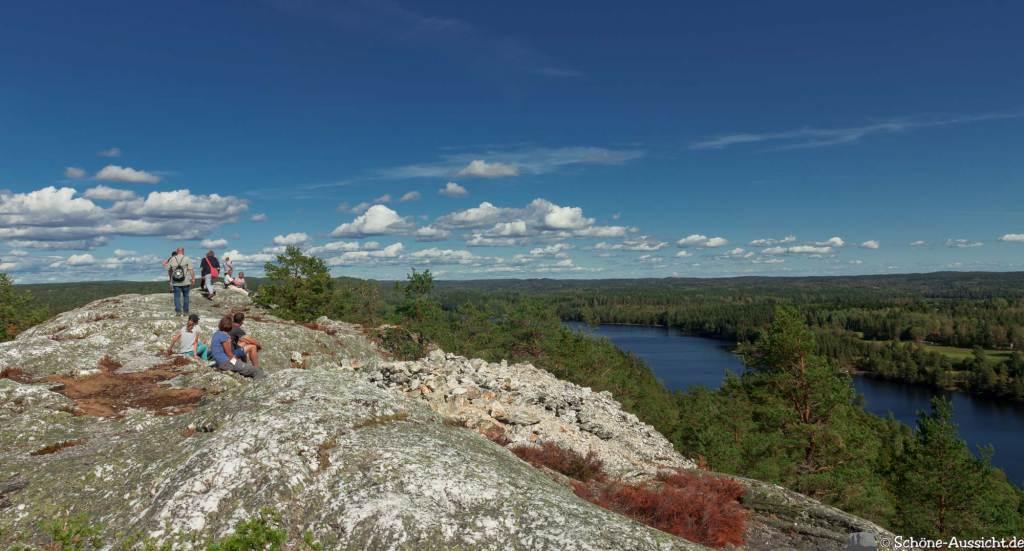 Sörknatten Naturreservat - Auf den Spuren von Ronja Räubertochter 74