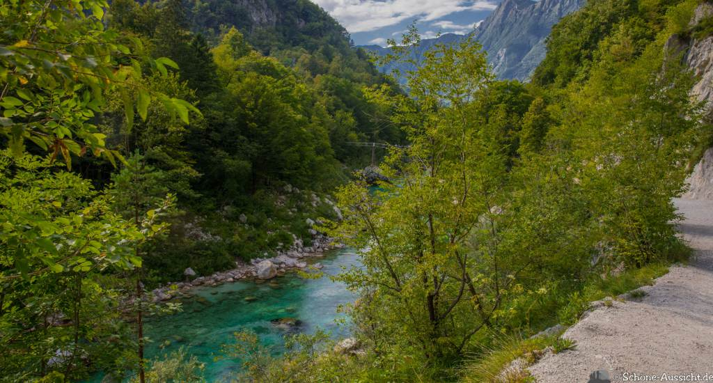 Kozjak Wasserfall 95